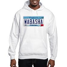 Wabasha License Plate Hoodie