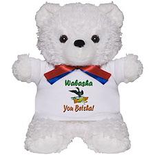 Wabasha You Betcha Teddy Bear