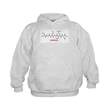 Samuel molecularshirts.com Kids Hoodie