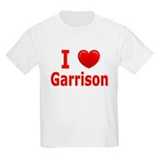 I Love Garrison T-Shirt