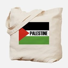 Palestine Flag Tote Bag