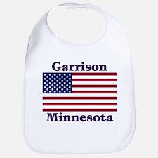Garrison US Flag Bib