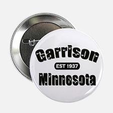 """Garrison Established 1937 2.25"""" Button"""