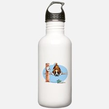 Saint Bernard Fish Water Bottle
