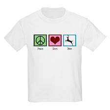 Peace Love Deer T-Shirt