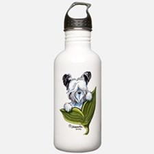 Platinum Skye Terrier Sports Water Bottle