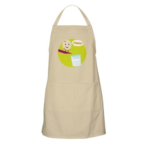 Milk and Cookie Apron