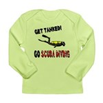 Get Tanked! Long Sleeve Infant T-Shirt