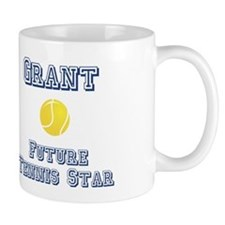 Grant - Future Tennis Star Mug