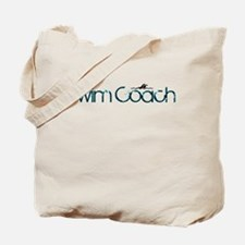 Cool New Swim Coach Tote Bag
