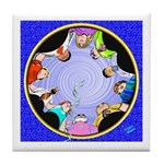 OUR PLANET Tile Coaster