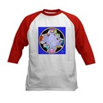 OUR PLANET Kids Baseball Jersey