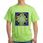 OUR PLANET Green T-Shirt