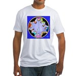 OUR PLANET Fitted T-Shirt