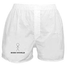 Bobs world Boxer Shorts