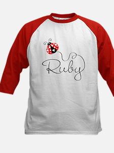 Ladybug Ruby Tee