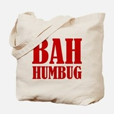 Bah Humbug Tote Bag