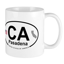 Pasadena Mug