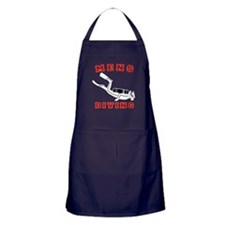 Men's Scuba Diving Apron (dark)