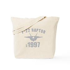 Varsity F-22 1997 Tote Bag