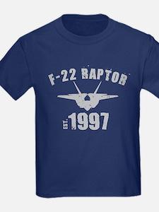 Varsity F-22 1997 T