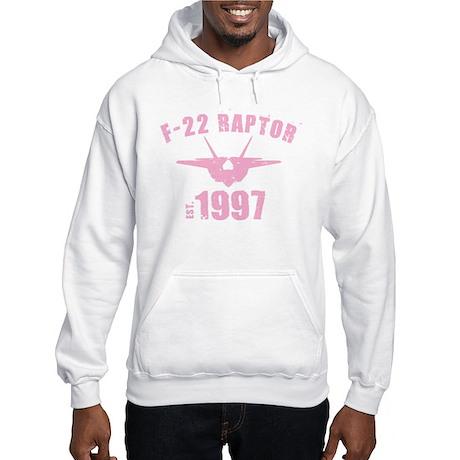 Varsity F-22 1997 Hooded Sweatshirt