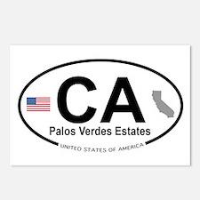 Palos Verdes Estates Postcards (Package of 8)