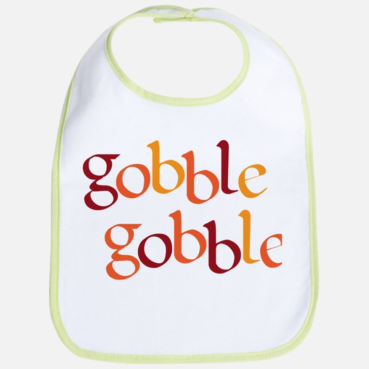 Gobble Gobble Bib