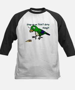 Step Up Parrot Tee