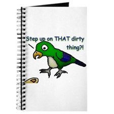 Step Up Parrot Journal