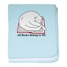 All books... baby blanket