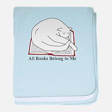 All books... baby blanket