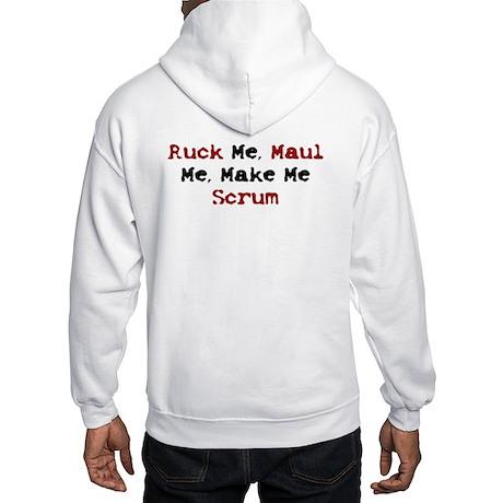 ruckin Hooded Sweatshirt