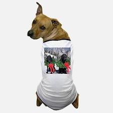 Xmas Labs Dog T-Shirt