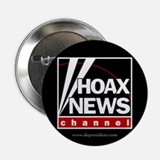 "Hoax News 2.25"" Button (10 pack)"
