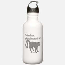 Bored Cat Water Bottle