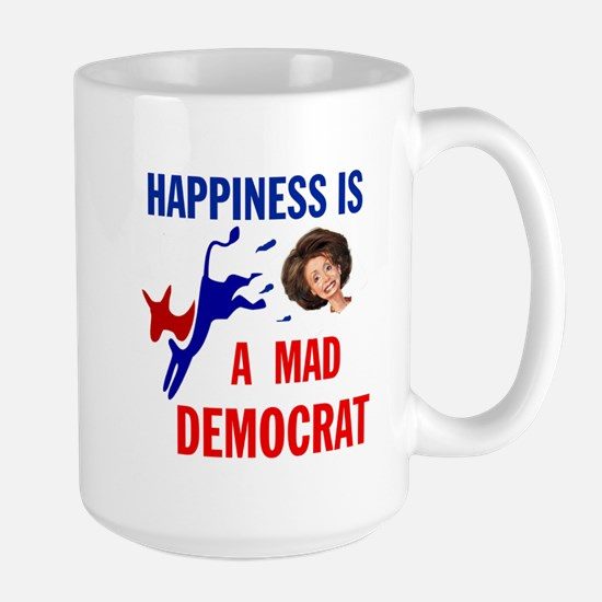 THEY KEEP ON VOTING Large Mug