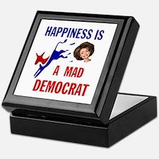 THEY KEEP ON VOTING Keepsake Box