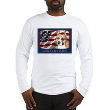 Am Staff United Paws Long Sleeve T-Shirt