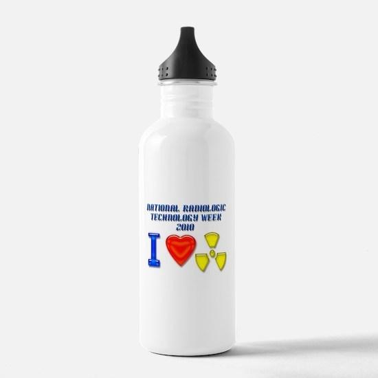Radiology Week Sports Water Bottle