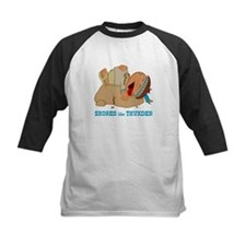 Snores like Thunder Tee