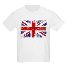 British Flag Punk Grunge T-Shirt