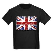 British Flag Punk Grunge T