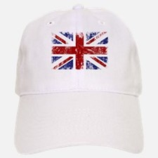 British Flag Punk Grunge Baseball Baseball Cap