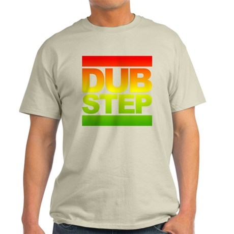 Dubstep RUN Style Jamaica Col Light T-Shirt