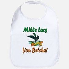 Mille Lacs You Betcha Bib