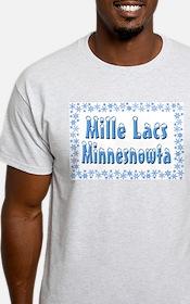 Mille Lacs Minnesnowta T-Shirt