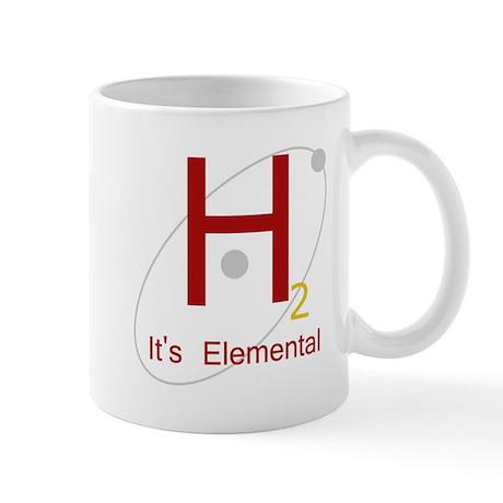 H2, It's Elemental Mug