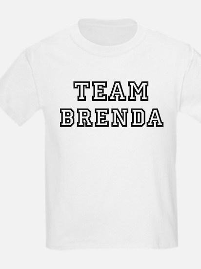 Team Brenda Kids T-Shirt