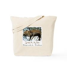 LEOPARD - PANTHERA PARDUS Tote Bag